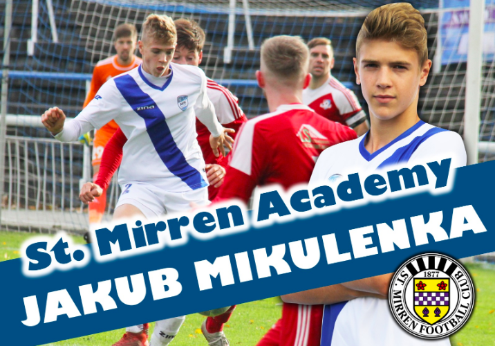 Academy Players to Scotland